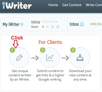 client iwriter